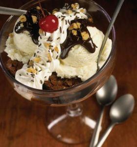 Ice Cream Sundae & God