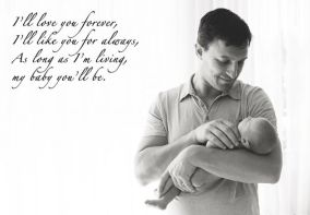 Love Quote Newborn Valentine Day