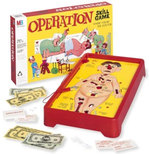 Operation Game 1