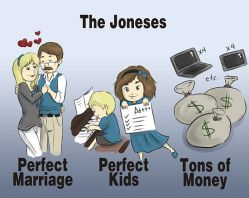 Keeping up with Joneses 6