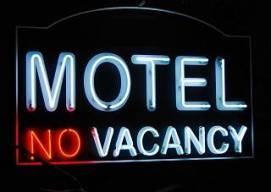 No Vacancy Sign 2