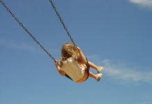 Flying High on Swing